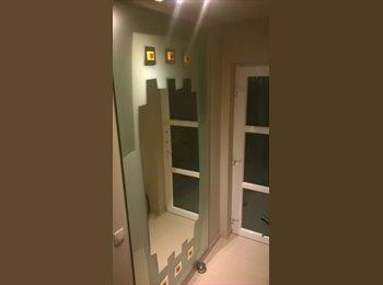 kamer te huur in nieuwbouw appartement in Wilrijk