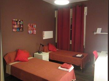 Moncloa piso para compartir con 4 dormitorios