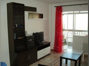 Alcala de Henares, habitacion en piso compartido