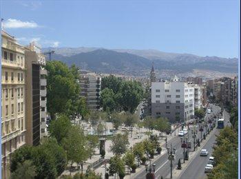 EasyPiso ES - SE ALQUILAN HABITACION  EN EL CENTRO - Centro Ciudad, Granada - €220