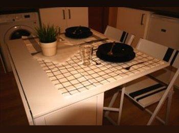 Small Flat - private WC (Wifi, Fridge, A/A, TV 42)