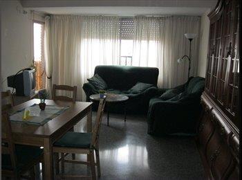 Piso amueblado con 4 habitaciones