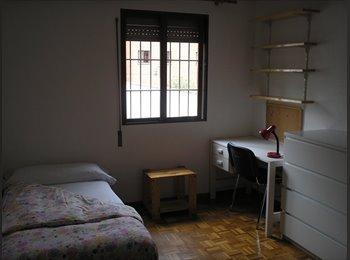Rooms madrid. Estudiantes internacionales, jóvenes