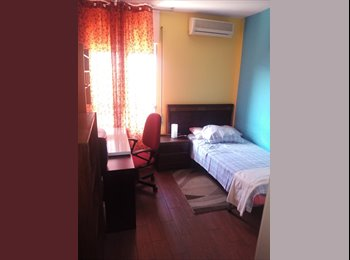 EasyPiso ES - Habitacion Amplia con aire acondicionado, linea 3 - Madrid, Madrid - €290
