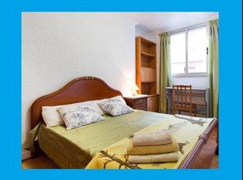 EasyPiso ES - TODO INCLUÍDO EN PISO REFORMADO- MUY CÓMODO - Campanar, Valencia - €300
