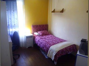 EasyPiso ES - Amplia y luminosa habitacion, linea 3 de metro - Madrid, Madrid - €290