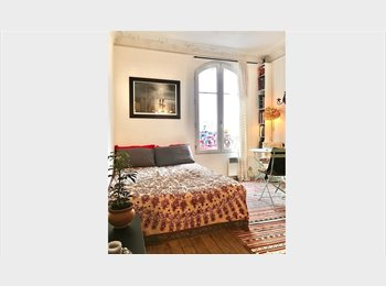 Nice room for 1 pers,summer season in a flat-share