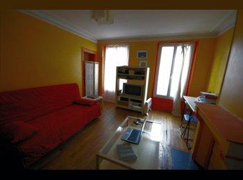 Appartager FR - Chambre dans grand appartement (12ème) - 12ème Arrondissement, Paris - Ile De France - €880