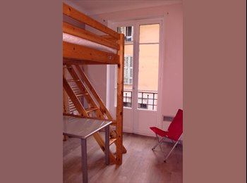APPARTEMENT EN COLLOCATION CENTRE NICE