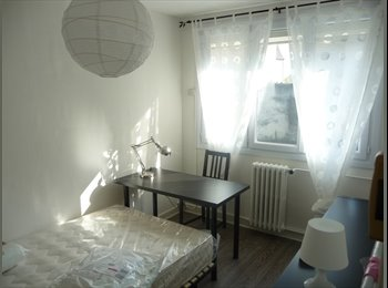 Appartager FR - loue chambre meublée - Angers, Angers - €370