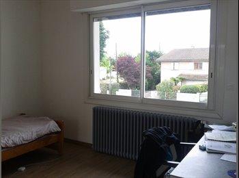 Appartager FR - PESSAC arrêt TRAM Doyen Brus dans Maison état NEUF - Pessac, Bordeaux - €400