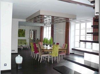 Appartager FR - 2 grandes chambres dans bel appartement - Dax, Dax - €410