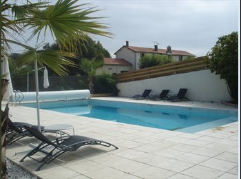 Appartager FR - chambre en duplex - Dax, Dax - €300