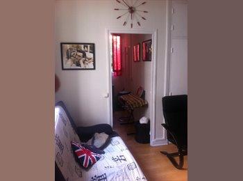 Appartager FR - Super appart pour une coloc cool et responsable:) - 11ème Arrondissement, Paris - Ile De France - €550