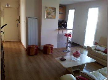 Appartager FR - 2 chambres privés proche centre ville - Aix-en-Provence, Aix-en-Provence - €500