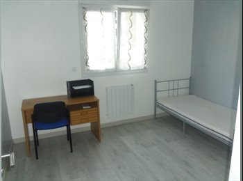 Appartager FR - CHAMBRES MEUBLEES A LOUER - Reims, Reims - €280