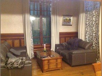 Appartager FR - Chambre agreable a louer dans grande maison - La Courneuve, Paris - Ile De France - €460
