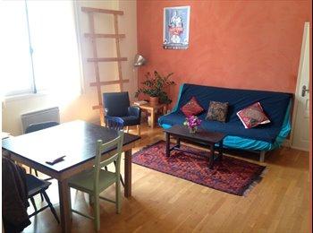 Appartager FR - Chambre non meublée, grand appart centre ville - Montpellier-centre, Montpellier - €426