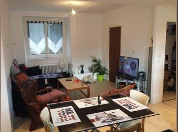 Appartager FR - Appartement rénové 3 chambres - Isle, Limoges - €220