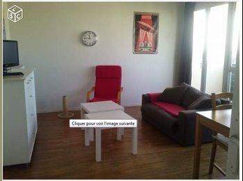 Appartager FR - colocation sympathique proche université - Caen, Caen - €257