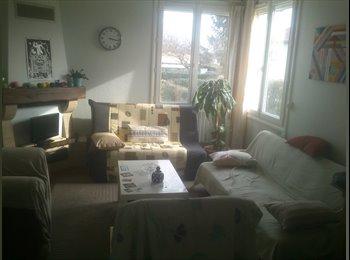 Appartager FR - Chambre dispo maison Poitiers 1er Avril - Poitiers, Poitiers - €220