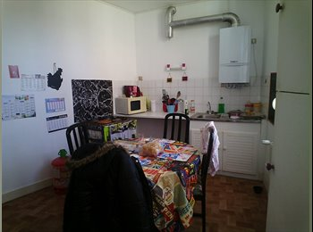 Appartager FR - Recherche deux colocataires pour appartement 58 m² - Angers, Angers - €198
