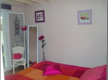 Appartager FR - loue chambre chez particulier - Gradignan, Bordeaux - €290
