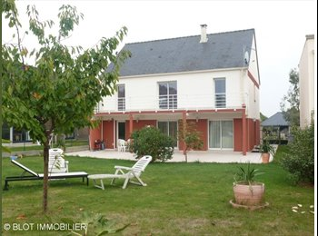 Appartager FR - chambre a loue - Saint-Herblain, Nantes - €300