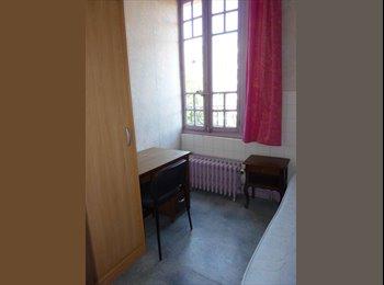 Appartager FR - loue chambre à la semaine ou au mois - Saint-Martin-d'Hères, Grenoble - €220