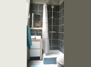 Appartager FR - Short or long - term rent in Nantes City - Centre Ville, Nantes - €580
