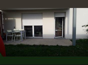 Appartager FR - T3 64 m² BRON PARILLY PRES UNIV. LUMIERE 10/06/15 - Lyon, Lyon - €390