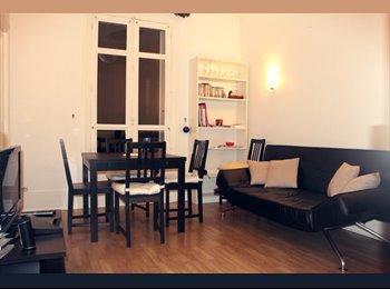 Appartager FR - Colocation de 3 personnes 75007 - 7ème Arrondissement, Paris - Ile De France - €770