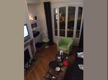 Appartager FR - cherche coloc - Saint-Maur-des-Fossés, Paris - Ile De France - €500