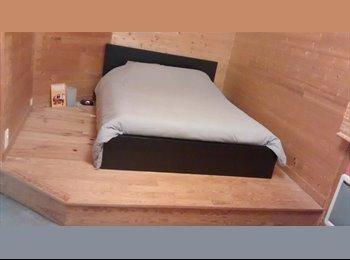 Appartager FR - Chambre meublée 18m2 / Dressing - Maison/Jardin - Jouy-le-Moutier, Paris - Ile De France - €620