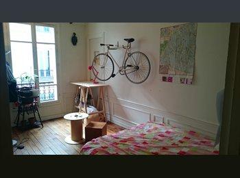 Appartager FR - Sous location pas chere - 16ème Arrondissement, Paris - Ile De France - €500