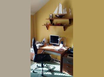 Appartager FR - Chambre meublée 13m2 - Maison/Jardin - Jouy-le-Moutier, Paris - Ile De France - €510