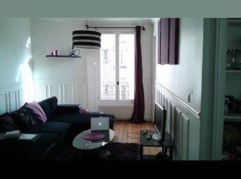 Appartager FR - chambre dans colloque paris 15eme - 15ème Arrondissement, Paris - Ile De France - €500