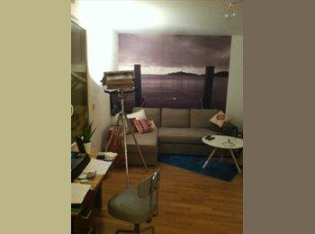 Appartager FR - Propose colocation d'appoint - 19ème Arrondissement, Paris - Ile De France - €450