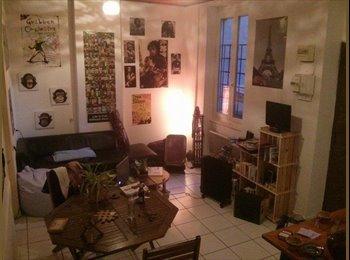 Appartager FR - Cherche colocataire et une rencontre sympathique - Villeurbanne, Lyon - €325