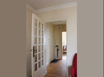 Sous location deux chambre, Rennes centre