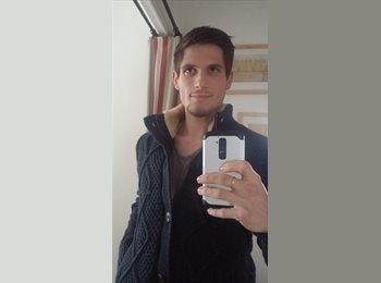 Appartager FR - Hugo - 25 - Paris - Ile De France