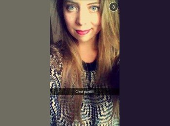 Appartager FR - Louise - 18 - Bordeaux