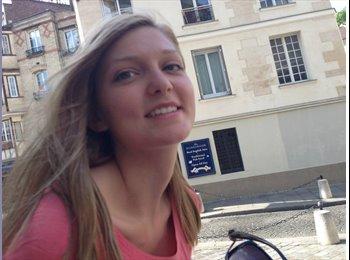Appartager FR - Helena  - 19 - Paris - Ile De France
