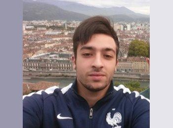 Appartager FR - mehamed - 21 - Lyon
