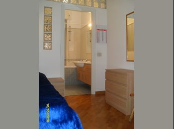 EasyStanza IT - camera singola con bagno personale - Montesacro-Talenti, Roma - €400
