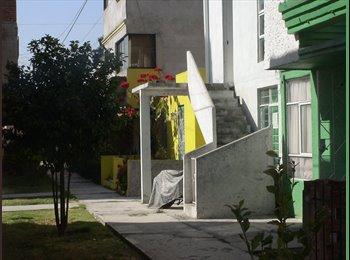 CompartoDepa MX - CUARTO AMUEBLADO enfrente de soriana torrecillas - Otras, Puebla - MX$1150