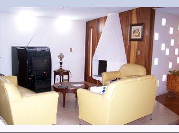 CompartoDepa MX - Ubicadisimo y seguro depa. - Otras, Puebla - MX$3500