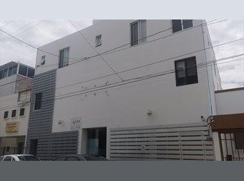 CompartoDepa MX - Residencia totalmente nueva - Delegación Centro Histórico, Querétaro - MX$2700