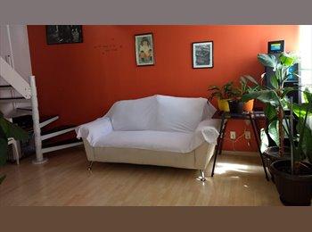 CompartoDepa MX - RENTO RECAMARA TOLUCA,  SERVICIOS INCLUIDOS - Toluca, México - MX$2600