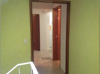 CompartoDepa MX - Rento habitaciones amuebladas en Coyoacán a 5 min metro CU solo señóritas que estudien - Coyoacán, DF - MX$2500